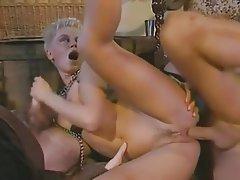 Group Sex, Hairy, Italian, Vintage