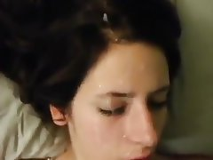 Amateur, Blowjob, Facial, POV