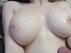 Amateur, Babe, Big Boobs, British, Girlfriend