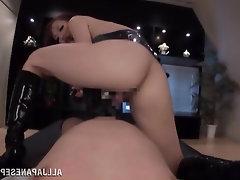 Asian, Big Tits, Blowjob, Cumshot, Handjob