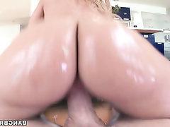 BBW, Big Ass, Big Cock, Blowjob