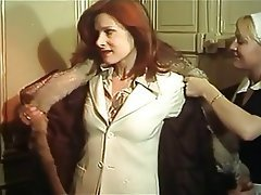 French, Group Sex, Hairy, MILF, Vintage