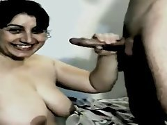 BBW, Big Boobs, Blowjob, Indian, Mature
