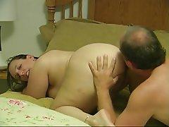 Girl fat ass lick sex mom