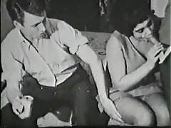 BDSM, Double Penetration, Group Sex, Hairy, Vintage